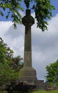 Picture of Leek War Memorial in St Edward's Church Yard