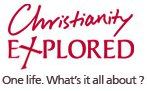 Christianity Explored Logo - One Life. What's it all about?