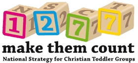 Logo for National Strategy for Christan Toddler Groups
