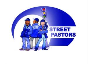 Logo of Leek Street Pastors