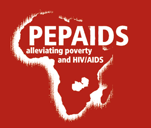 Logo of PEPAIDS Peer Education Program Against AIDS/HIV charity