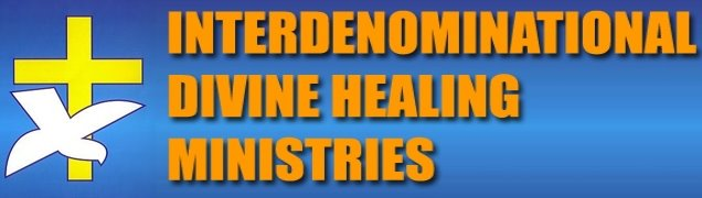 Graphic image for the Interdenominational Divine Healing Ministries