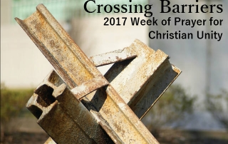 Photo of iron barriers to illustrate the theme of Crossing Barriers for the Week of Prayer for Christian Unity 2017