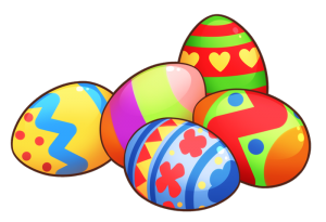 PIcture of Easter Eggs