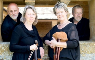 Photo of PIVA a renaissance music group